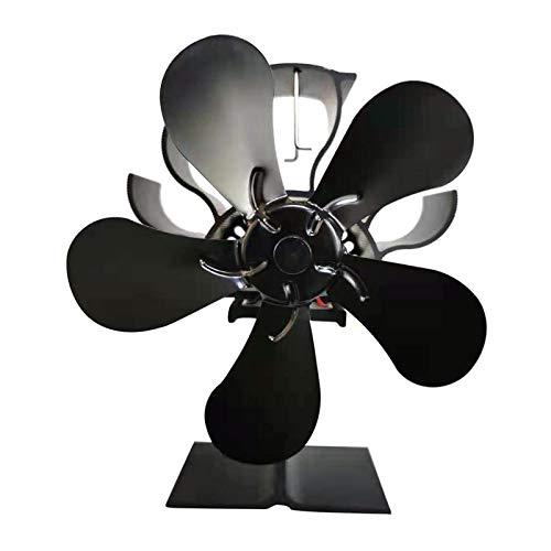 JINGLING Durch Ihren Kamin Holzofen oder Pelletofen Dispergierwerkzeuge Effektiv Warmluft in Ihrem Wohnzimmer Elektroherd Fan