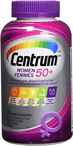 Centrum for Women 50+ 250 Tablets (Value Pack)