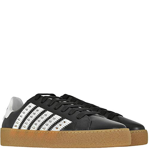 Dsquared2 Spike Low Top Formatori 7 Black