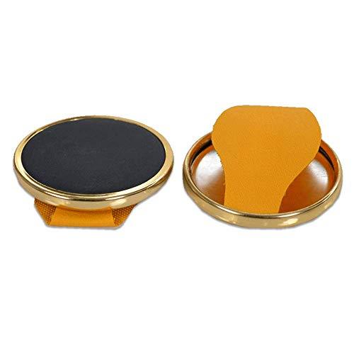 Enthaarungspads Haarentferner-Handschuhe für glatte Haut an Beinen, Armen, Gesichtspflege, Lippenentferner