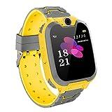 axusndas Kids Smart Watch Phone, Music Smartwatch per Bambini 3-12 Anni con Fotocamera SIM Card Slot...