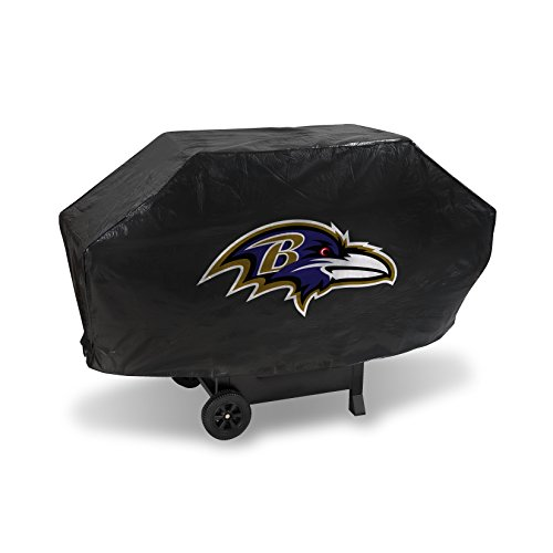 Rico Baltimore Ravens Barbeque Grill Cover