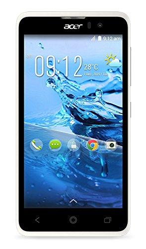 Acer Liquid Z520 3G Smartphone UNLOCKED (8GB ROM, 1 GB RAM-Display: 5 Zoll, USB) weiß