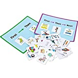 Really Good Stuff First, Then System, 66 Cards, 2 Laminated Boards, Size of Boards: 9' by 7' Each