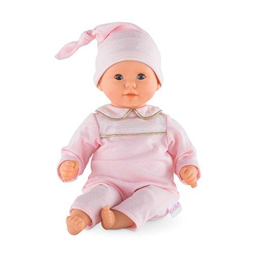 Corolle FPJ90 Bébé Calin Babypuppe, rosa, 30 cm