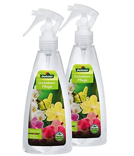 Dehner Orchideenpflege-Spray, 2 x 250 ml (500 ml)