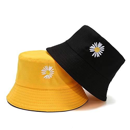 Cappello da Pescatore Pieghevole ,Cappello Double Face ,Cappello da Sole,All'Aperto Viaggio Visiera Solare Moda xcjm-HH