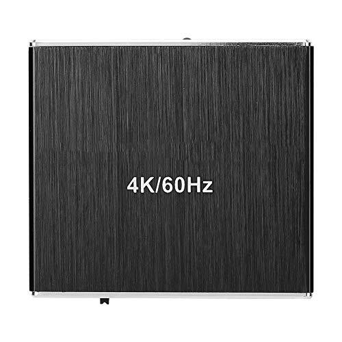 Separador de Audio Extractor de Audio HDMI Convertidor HDMI 4K 60Hz 5.1CH