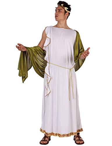 Atosa-38987 Disfraz ciudadano romano, XL (38987) , color/modelo surtido