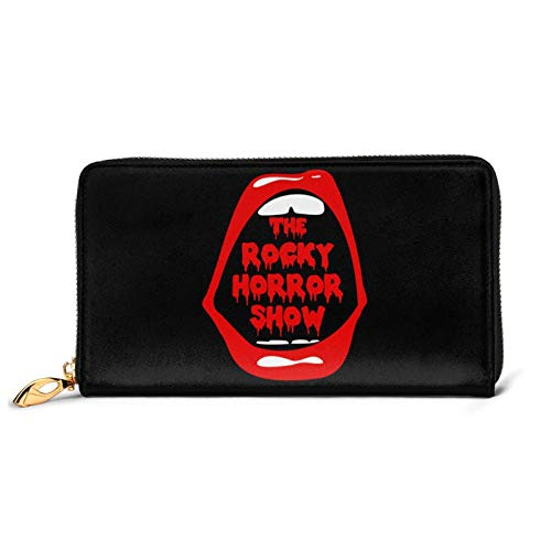 Rocky Horror Picture Show Fashion Cowhide Tote Bag Cell Phone Bag Smartphone Purse Handle Satchel Wristlet Wallet