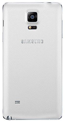 Samsung Galaxy Note 4 SM-N910F 4G LTE White Factory Unlocked International Model