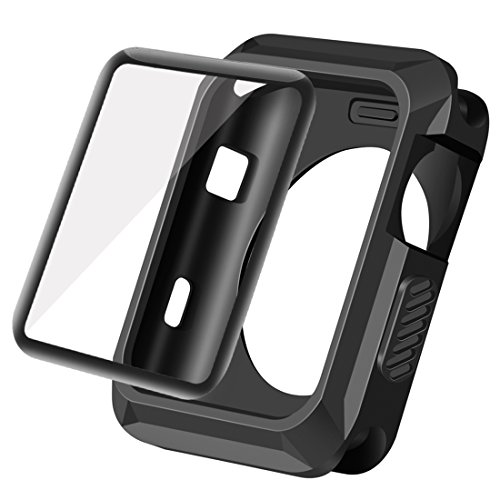 Wolait Compatible with Apple Watch Case 42mm,Rugged...