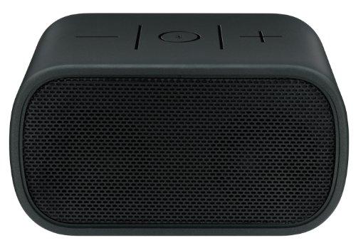logitech bluetooth speakerphones Logitech UE Mobile Boombox Bluetooth Speaker and Speakerphone (Black Grill/Black)