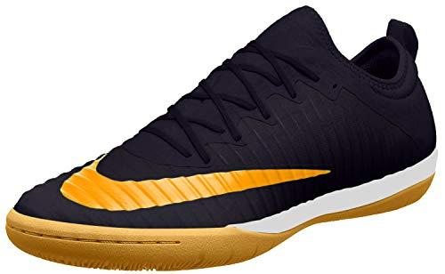 Nike 831974-589, Scarpe da Calcetto Uomo, Viola (Purple Dynasty/Bright Citrus), 44.5 EU