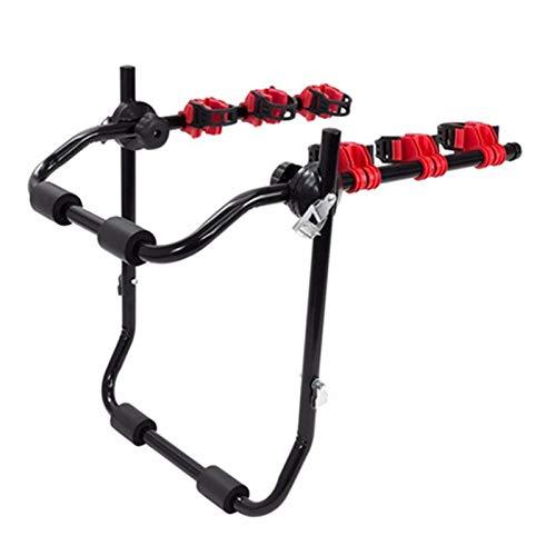 Bluetooth earphone 3 Bike Rack for Car Trunk, Bike Racks, Fender Rack, Wall Mounted Bike Rack Storage Solution for Your Home Garage Bike Park Trucks Suv