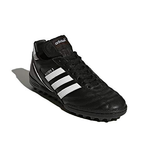 Adidas Kaiser 5 Multinocken Fußballschuhe (Black/White, Numeric_46)