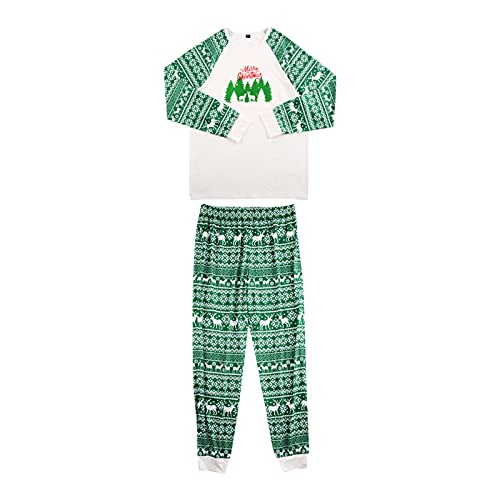 Christmas Pajamas for Family, Holiday Baby Sleeper Family Jammie Boys Girls Holiday Pjs for Women Men SleepwearB