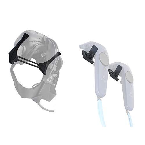 AMVR VR Storage Stand Virtual Reality Wandhalterung für HTC Vive oder Pro Headset und Controller