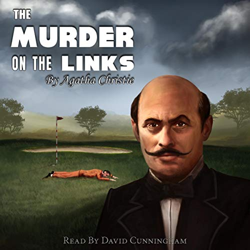 Couverture de The Murder on the Links