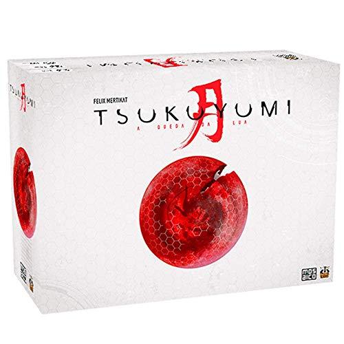 Tsukuyumi: A Queda da Lua, Mosaico Jogos - Edição Completa