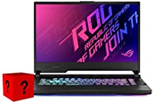 Image of the product XPC ASUS ROG Strix G15 that is listed on the catalogue brand of XOTIC PC.