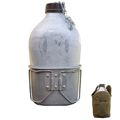 French Army Military Surplus Canteen, Cover / Cup