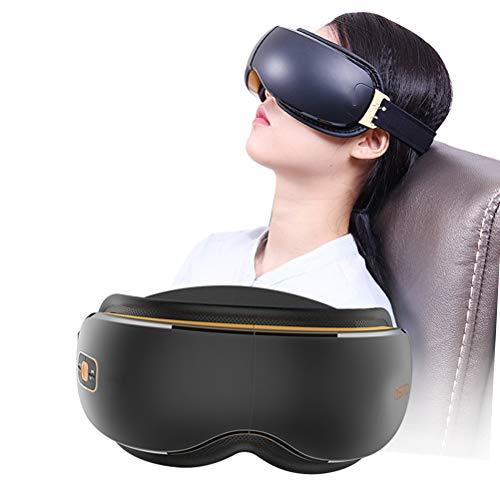 Preisvergleich Produktbild Heiße und kalte Augenmaske lindert Ermüdung der Augen,  intelligentes Luftdruckmassagegerät,  elektrisches Augenmassagegerät
