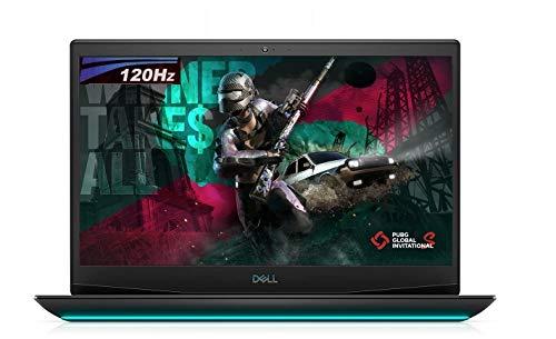 Dell G5 15 5500 15.6' FHD (1920 x 1080) 120Hz/FPS Gaming Laptop (4-Core i5-10300H(Beat i7-7700HQ), 16GB RAM, 512GB PCIe SSD) GTX 1650 Ti 4GB, Backlit, Windows 10 Home