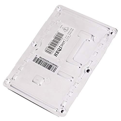 Überarbeitetes Xenon-HID-Vorschaltgerät,Steuergerät für Scheinwerfer,Ersatzcomputermodul für LAD5GL 89035113