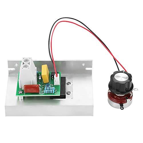 10000W AC 220V SCR Elektrischer Spannungsregler Dimmer Motordrehzahl Temperaturregler Importierter SCR Elektronischer Heizdraht Spannungsregler
