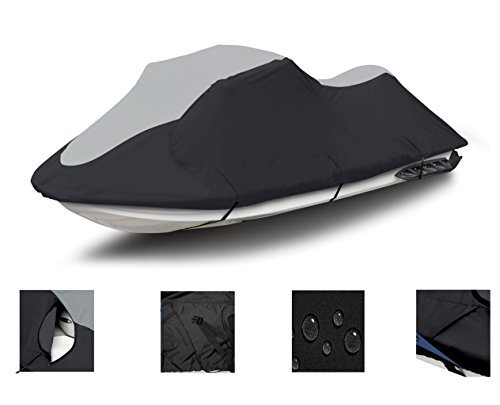 Super Heavy-Duty Jet Ski Cover Jetski for Waverunner PWC Yamaha VX Cruiser 2015-2020