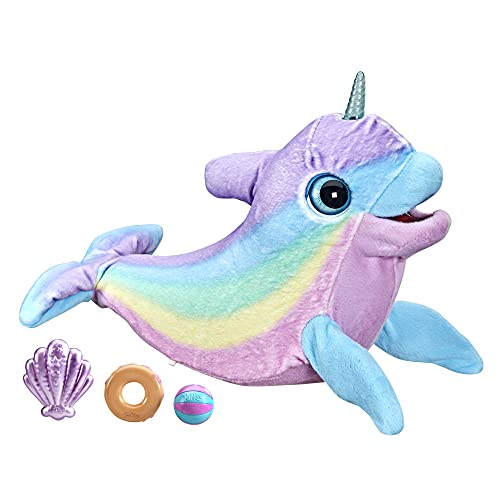 FurReal friends F26045S1 FRR Wavy The NARWHAL