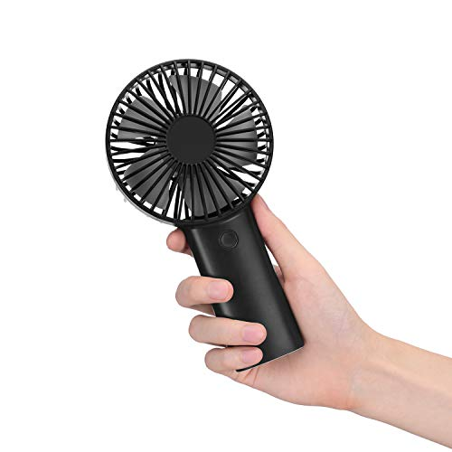 YunTuo Mini Portable Handheld Fan with 4000 mAh Rechargeable Battery, 3...