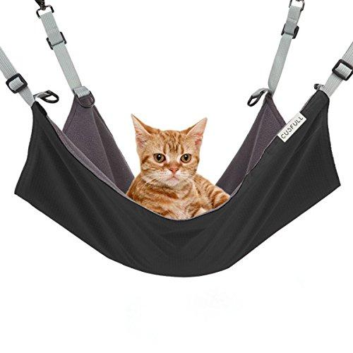 La mejor hamaca para gatos para exteriores