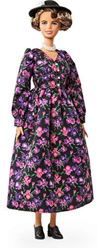 Barbie Signature Colección 'Mujeres que inspiran' Eleanor Roosevelt, muñeca de colección