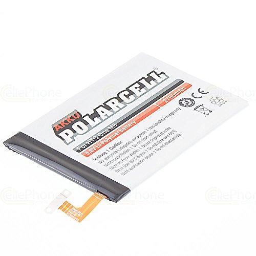 cellePhone PolarCell batería Li-Polymer para HTC One M8 (reemplazado B0P6B100)