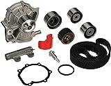 Gates TCKWP277B PowerGrip Premium Timing Belt Component Kit with Water Pump