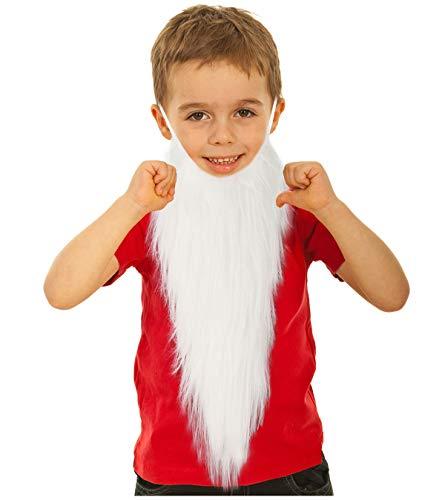 Fake White Beard Costume for Kids 7 Dwarf Costume Beard Gnome Costume Beard