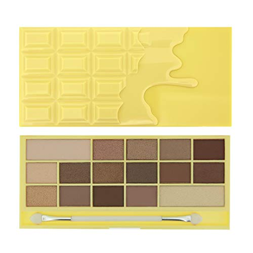 Makeup Revolution I Heart Makeup Nudes Neutral - NAKED Chocolate Eyeshadow Palette by I Heart Makeup