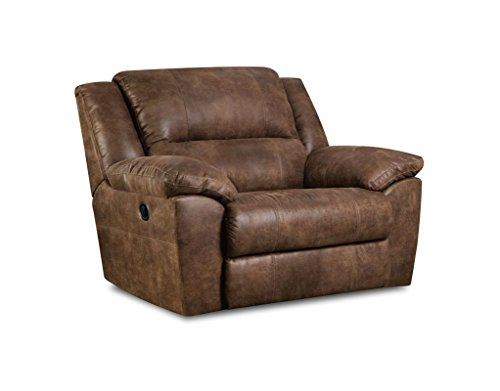 Lane Home Furnishings Phoenix Mocha Cuddler Recliner