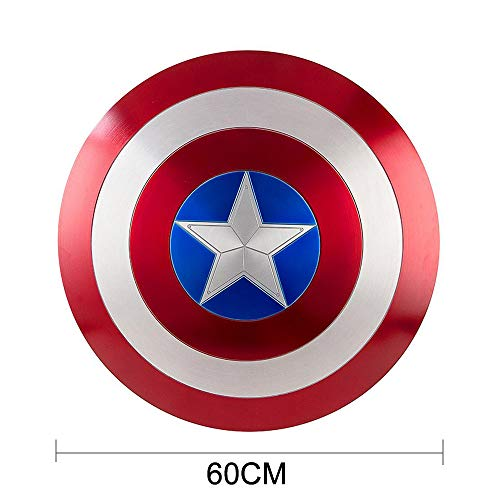 Decddae Marvel Avengers Captain America 1: 1 Luftfahrt-Aluminiumschild