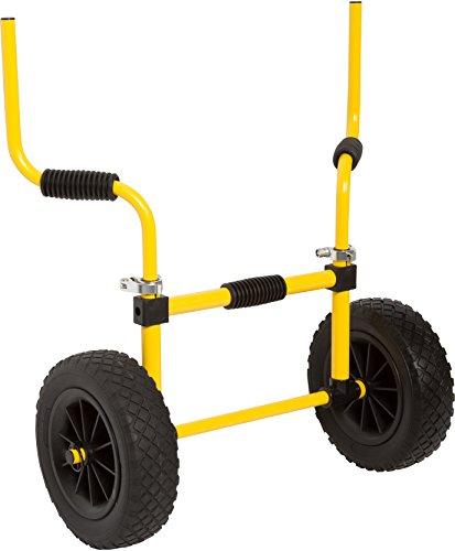 Suspenz SOT Airless Cart, Yellow ,27' x 25.5'