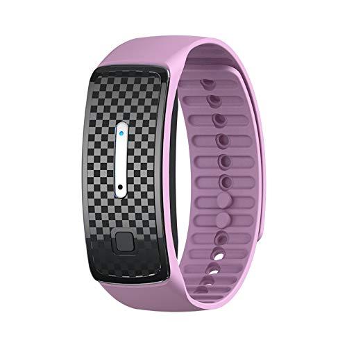 SHANGXIN Ultraschall Mückenschutz Armband, Kinder elektronische bionische Welle Armband, Anti-Mücken-Schädlingsbekämpfung Armband, sicher und ungiftig.