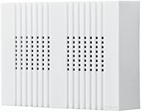 NuTone LA126WH Compact Classic Design Decorative Wired Two-Note Door Chime, White