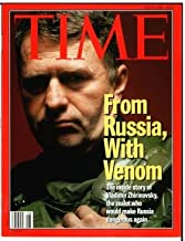 Time Magazine July 11 1994 from Russia, with Venom  The Inside Story of Vladimir Zhirinovsky