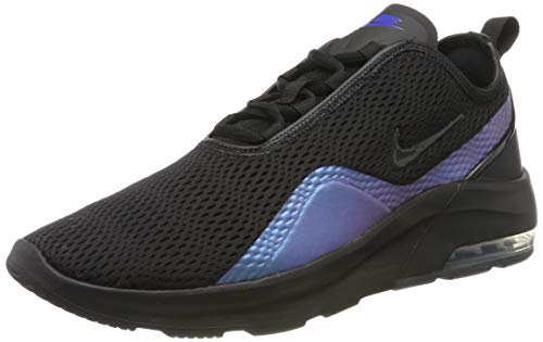 Nike Herren Air Max Motion 2 Laufschuhe, Mehrfarbig (Black/Anthracite/Racer Blue 006), 43 EU