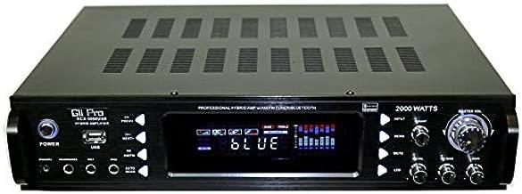 GLi KARAOKE RECEIVER/AMPLIFIER SYSTEM (RCX5000USB)