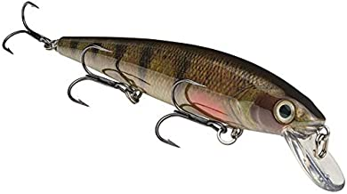KVD Jerkbait 300 3 Hook/Yellow Perch