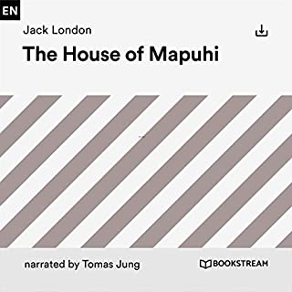 The House of Mapuhi audiobook cover art