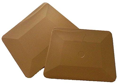 Teflon Gold Rakel kratzfrei- für Fahrzeugvollverklebung bei Carbon Folie / Carbonfolie und für alle Beschriftungen und Aufkleber